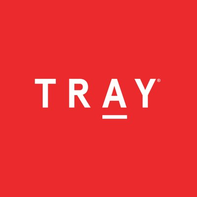 Tray logo