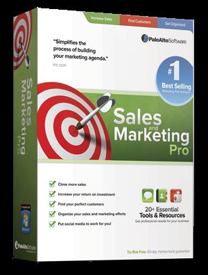Palo Alto Sales and Marketing Pro logo