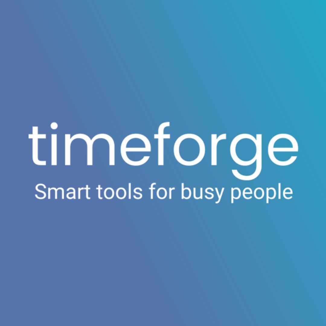TimeForge logo