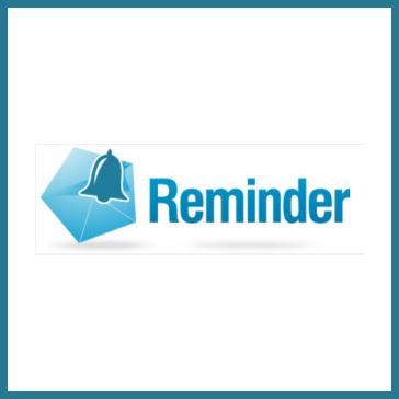 Pentalogic Reminder logo