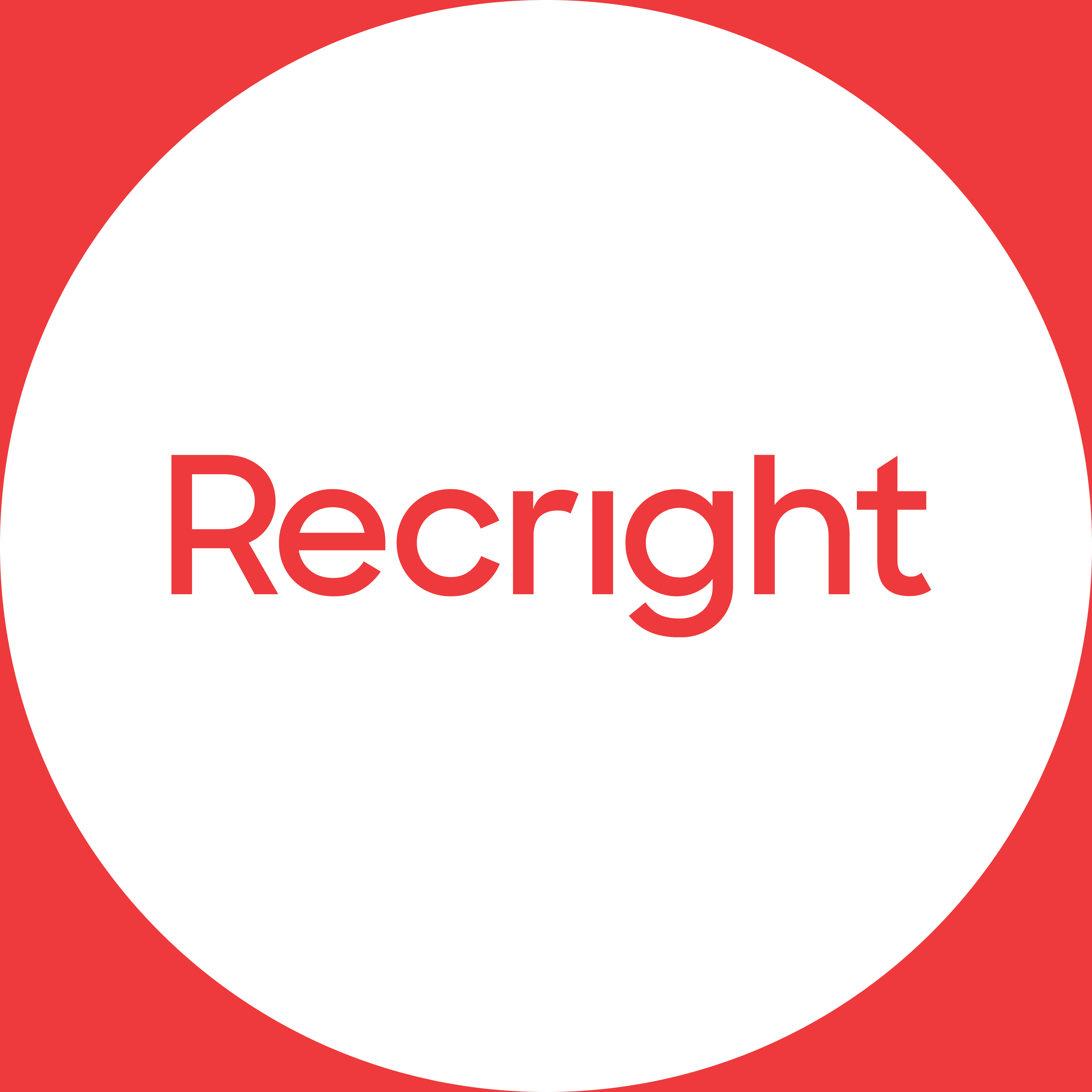 RecRight logo