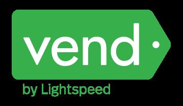 Logotipo de Vend