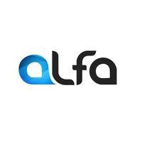 Alfa POS logo