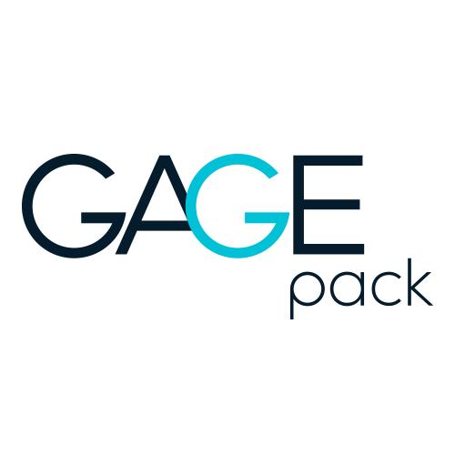 GAGEpack logo
