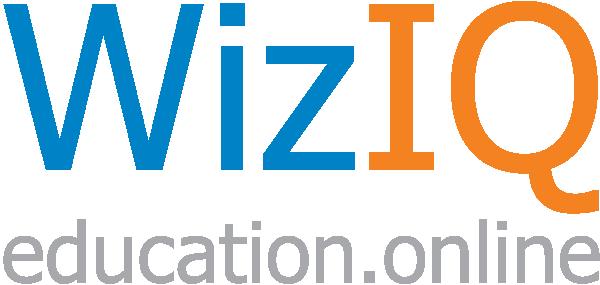 WizIQ Virtual Classroom logo