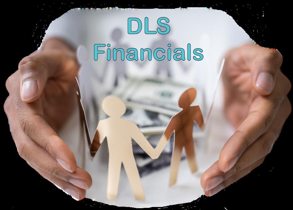 DLS Financials logo