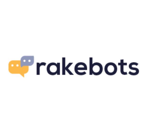 Rakebots logo