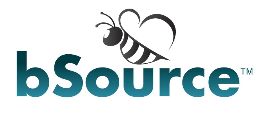 bSource logo