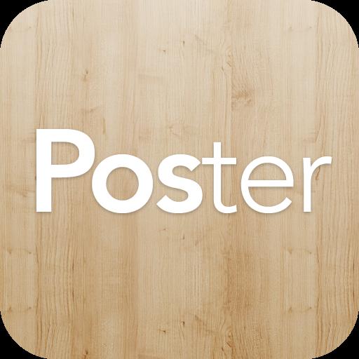Poster POS logo