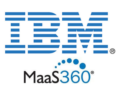MaaS360 logo