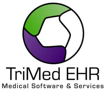 Logotipo do TriMed Complete