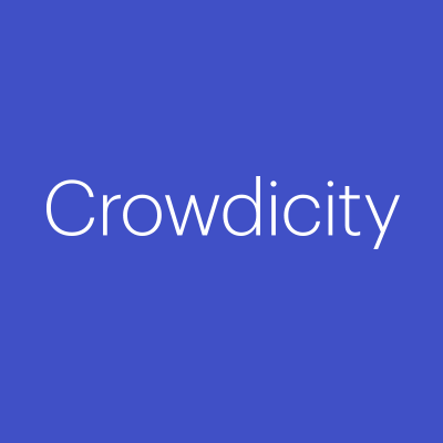 Crowdicity