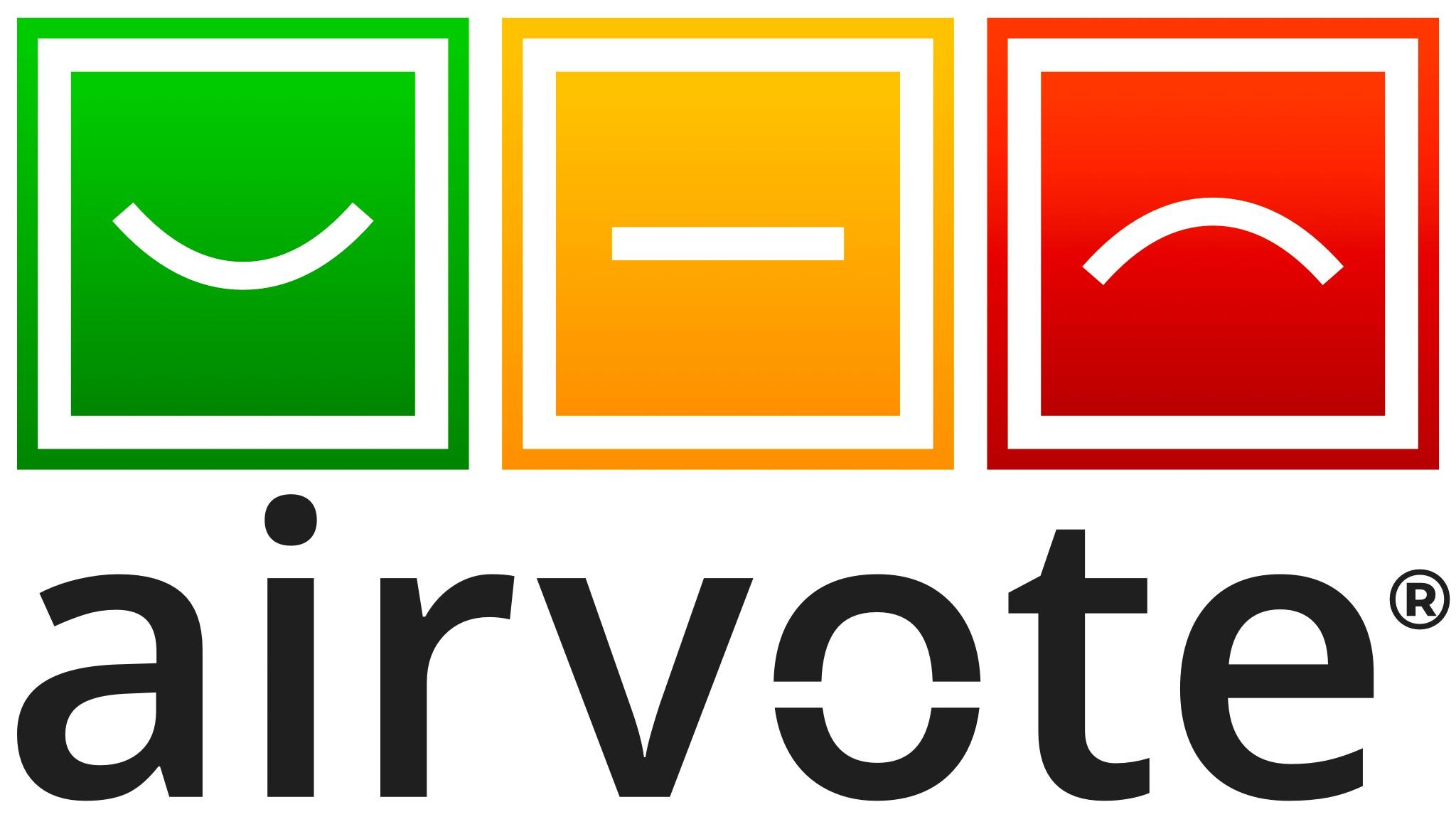 AirVote logo