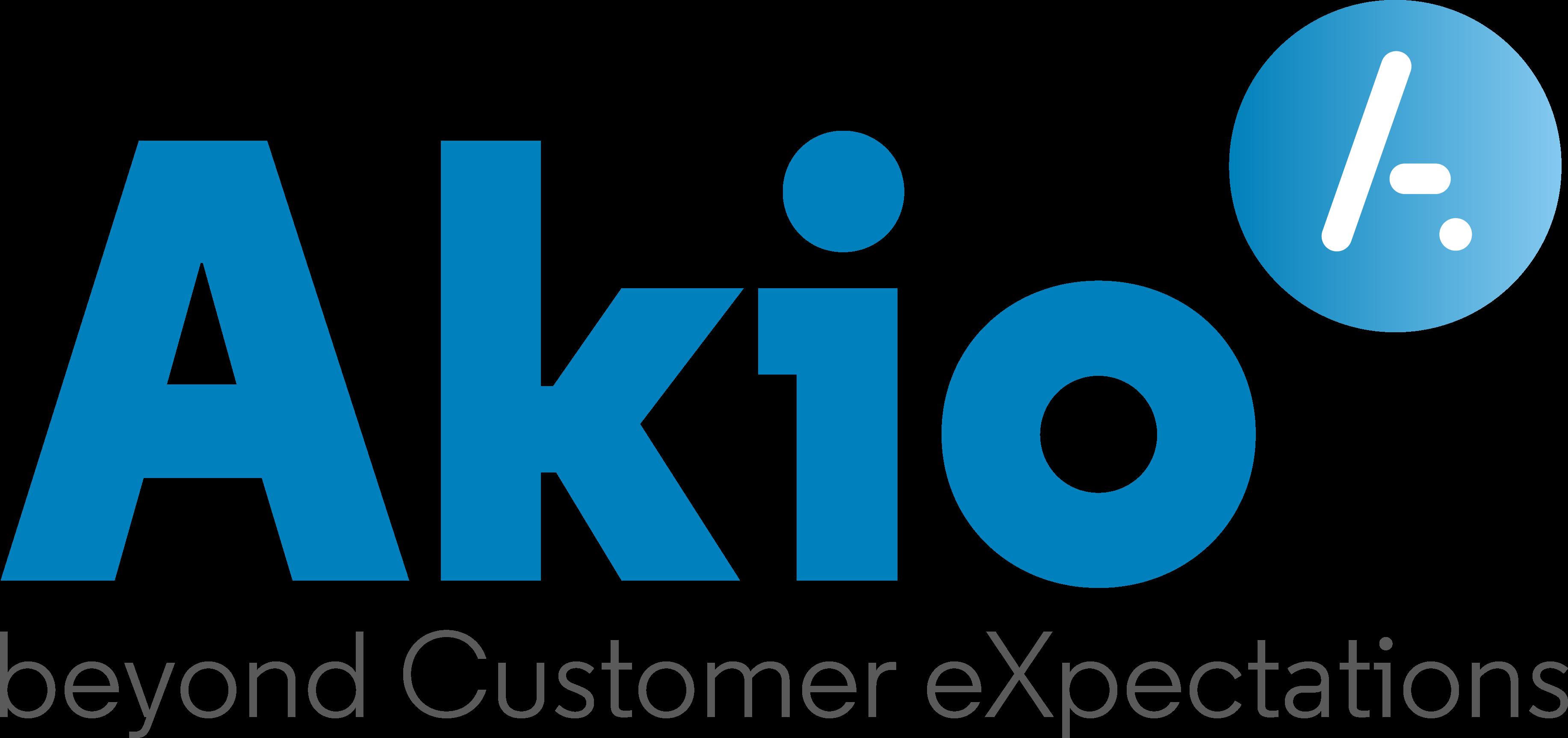 Akio Unified Interaction Center logo