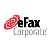 eFax Corporate logo