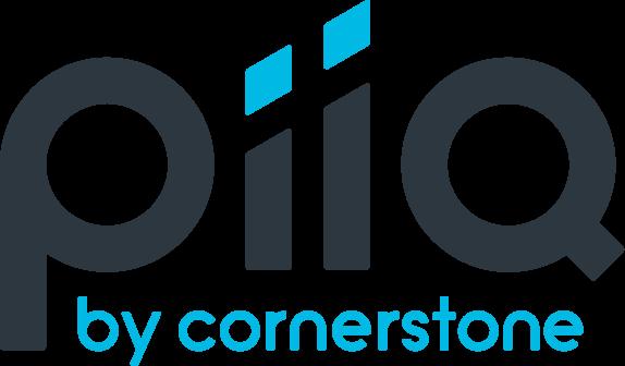PiiQ by Cornerstone logo