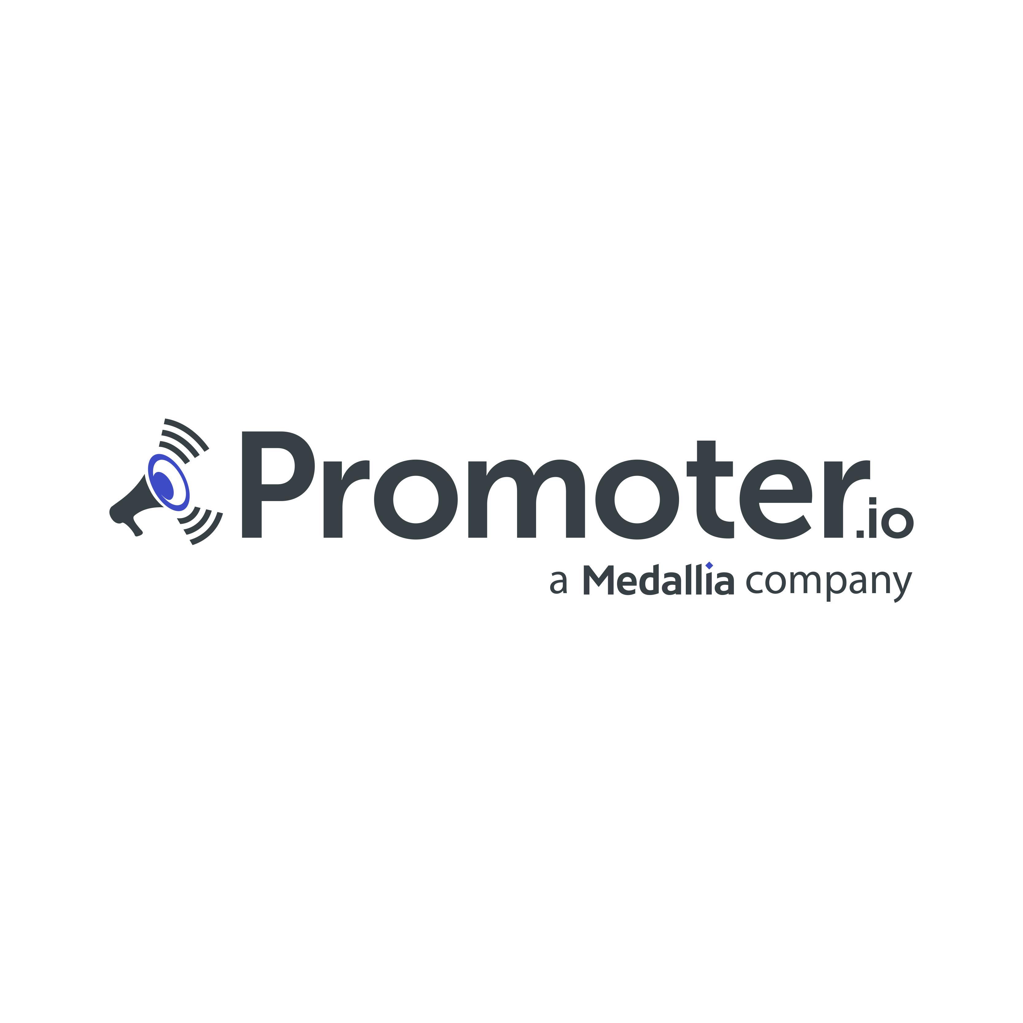 Promoter.io logo