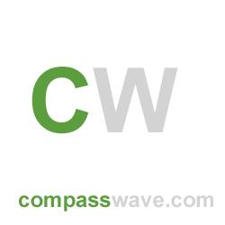 Compass Wave logo
