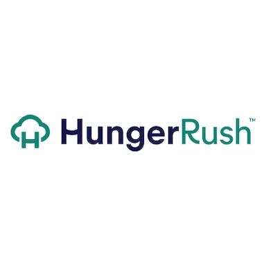 HungerRush logo