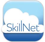 SkillNet Talent Management logo