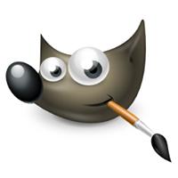 GIMP (GNU Image Manipulation Program) logo