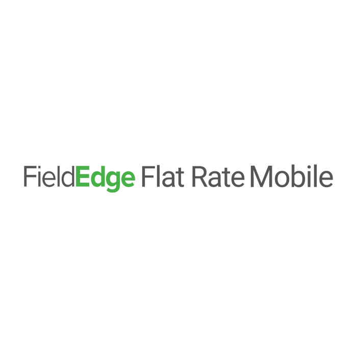 FieldEdge Flat Rate Mobile