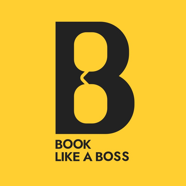 Book Like A Boss logo