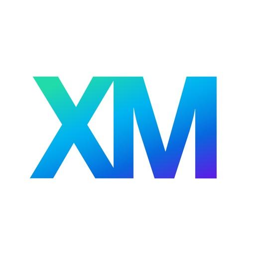 Qualtrics CustomerXM logo