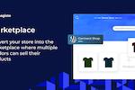 Schermopname van Bagisto: bagisto Multi-Vendor Marketplace