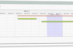Project Drive screenshot: Gantt View