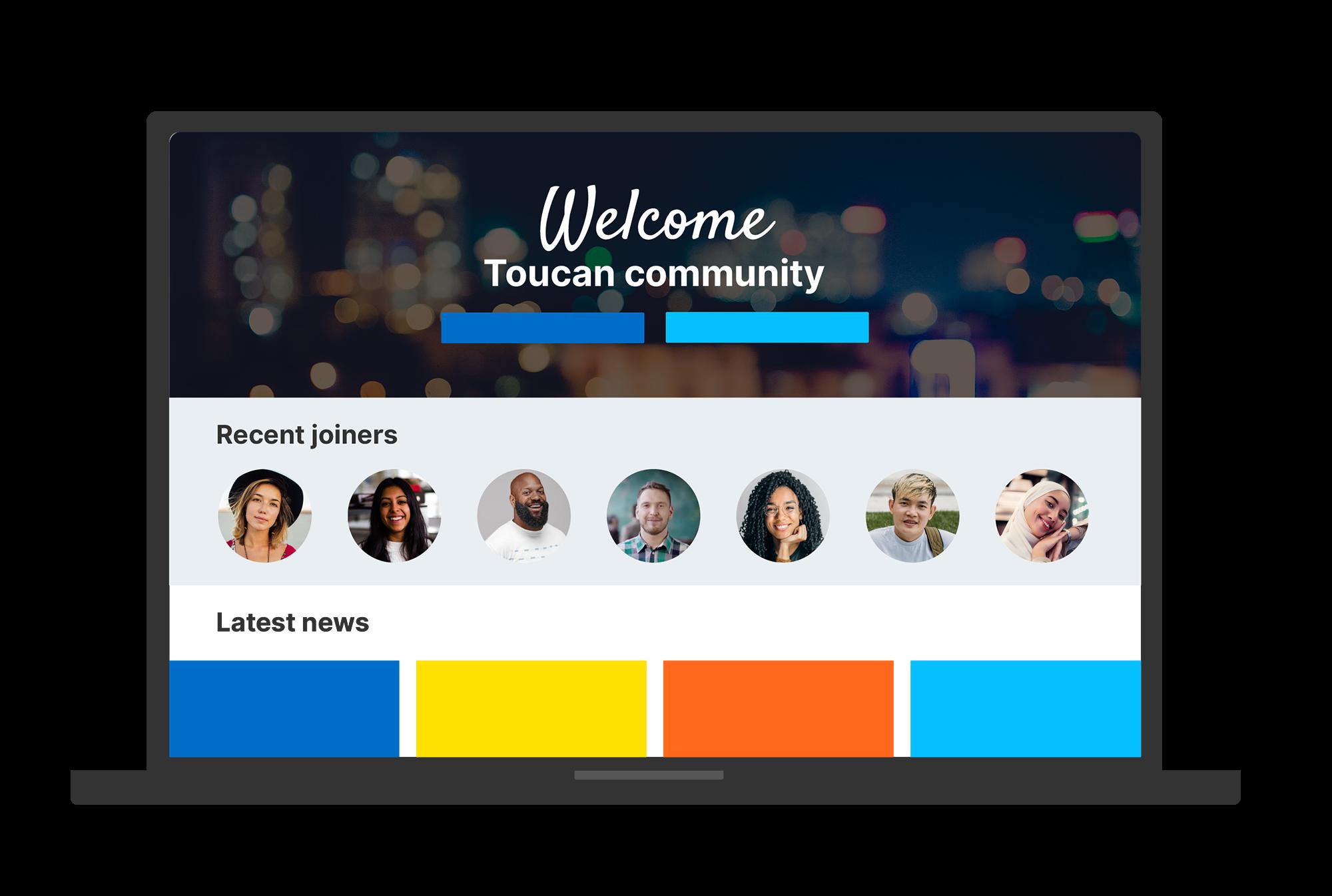 ToucanTech Software - Get closer to your community