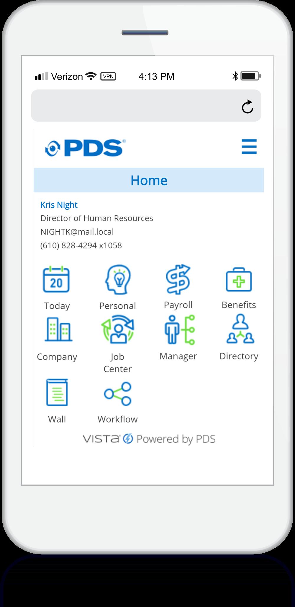 PDS Vista Mobile