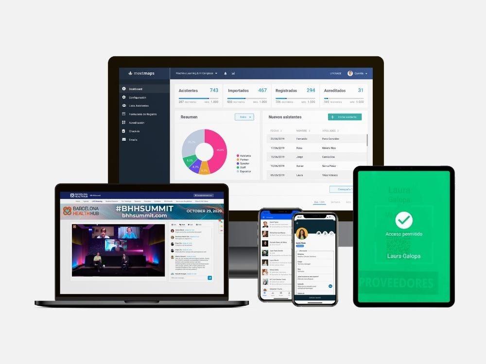 Meetmaps Software - 1