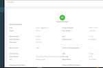 PayrollPanda screenshot: Review employee information