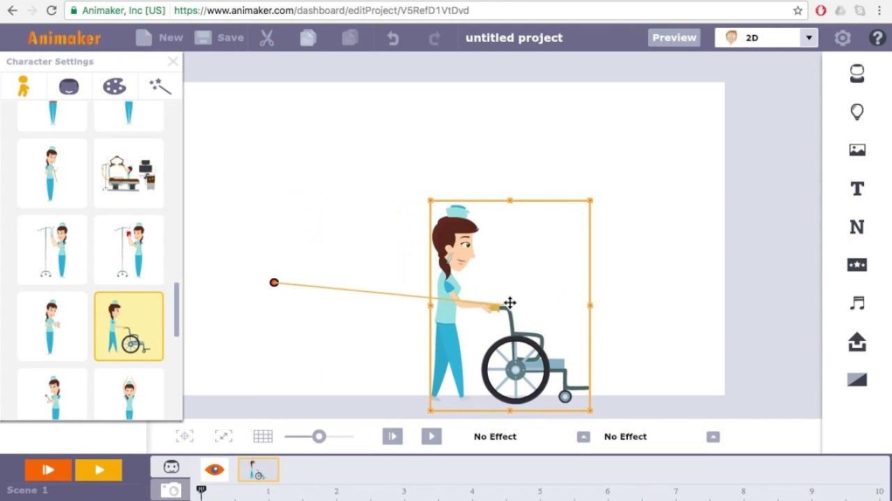 Animaker Software - Animaker animation video making
