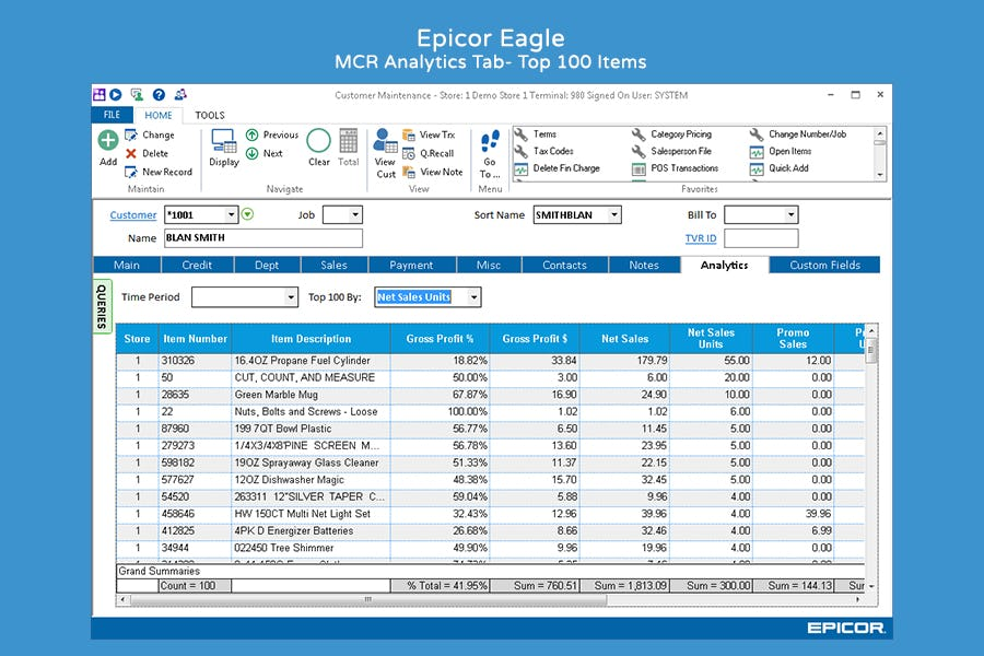 Epicor Retail Solutions Software - 6