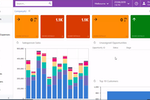 MYOB Advanced screenshot: Give customers, staff and suppliers an unprecedented amount of information in real-time.