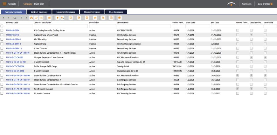 WorkAlign Warranty Tracker Software - 2