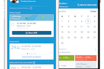 Planday screenshot: App: Easily swap shifts with colleagues