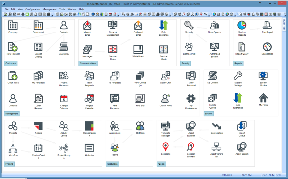 IncidentMonitor Software - 1