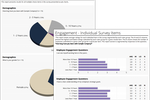 EchoSpan screenshot: EchoSpan offers an Employee Engagement module with unlimited customization options for your survey items as well as reports.