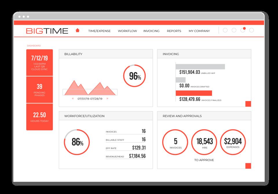 BigTime Software - 1