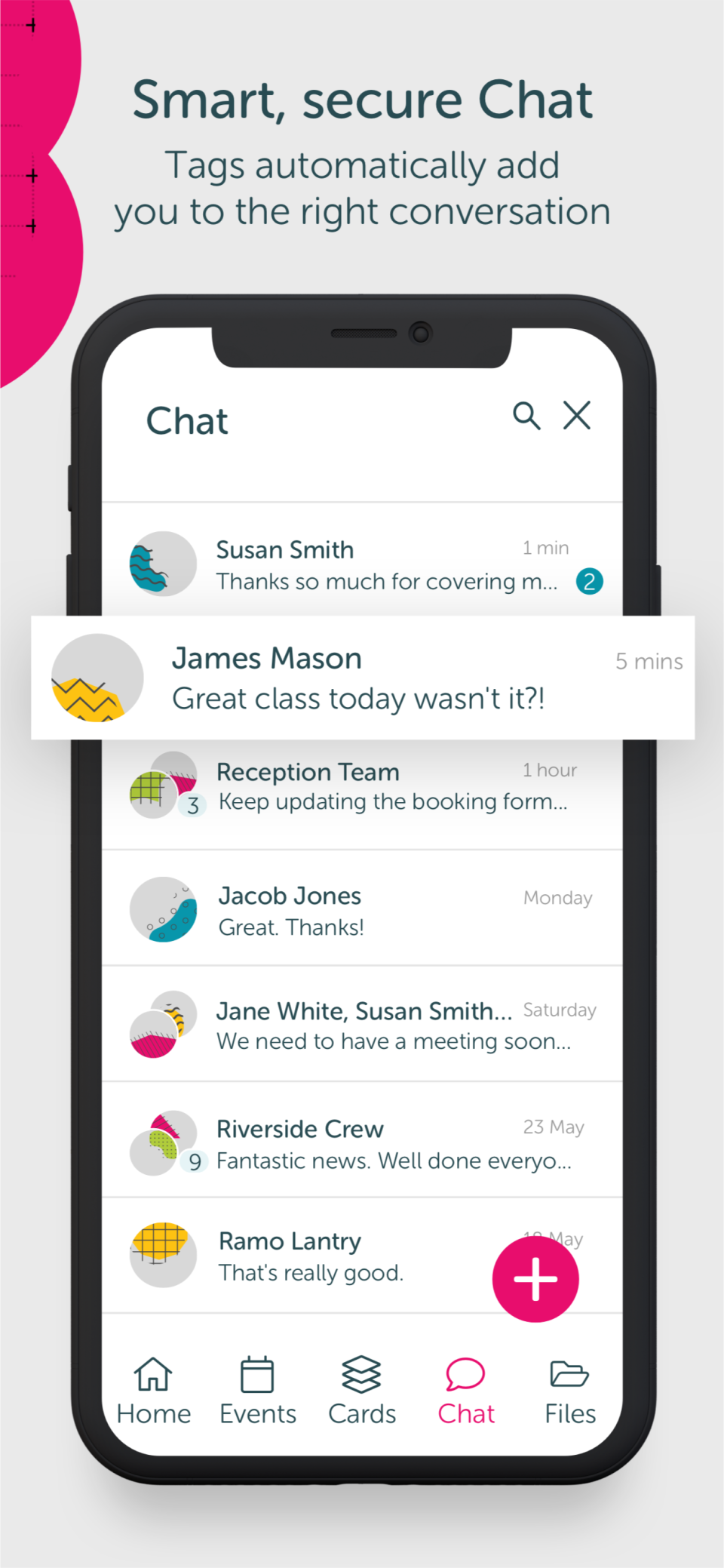 OurPeople Software - Secure Chat