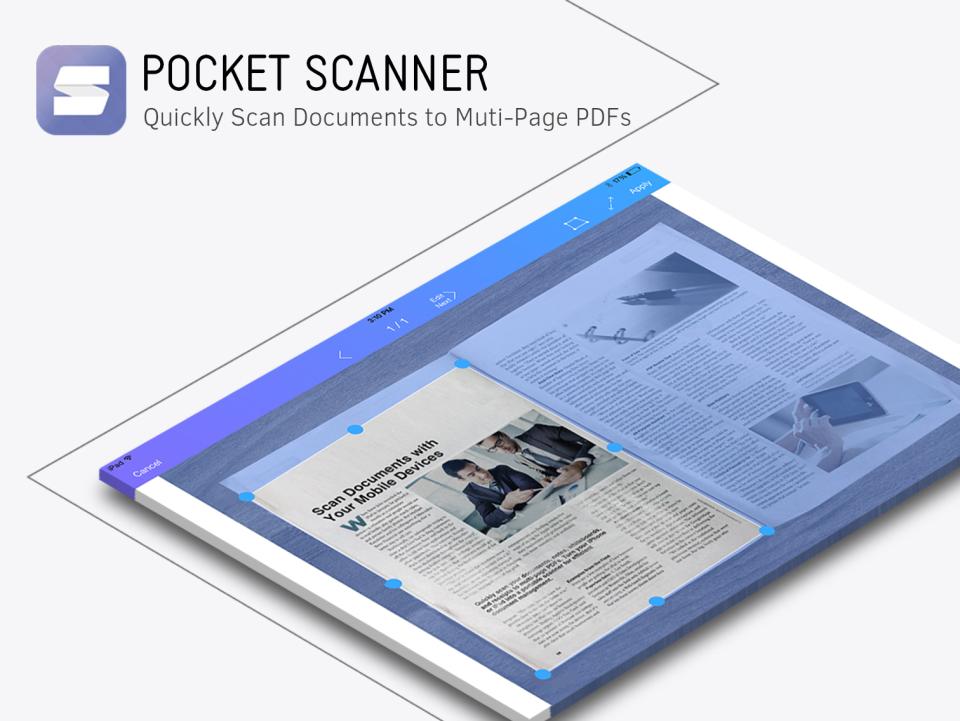 Pocket Scanner