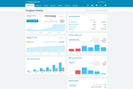 Xero Screenshot: Xero Dashboard