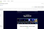 Captura de pantalla de dotdigital Engagement Cloud: