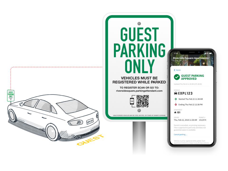 Parking Boss Software - Manage guest parking permits