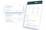 DronaHQ screenshot: DronaHQ workflow creation