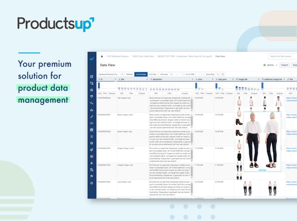 Productsup Software - 1