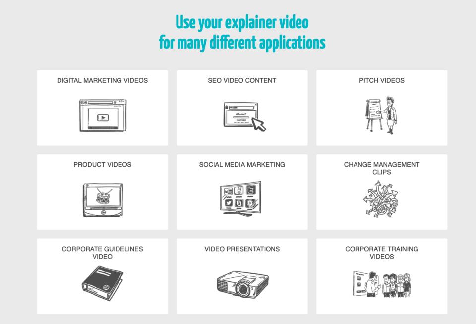 simpleshow video maker Logiciel - 1